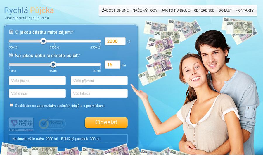 Online nové pujcky pred výplatou habartovny